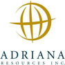 Adriana Resources Inc.